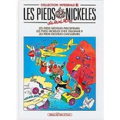 Les Pieds Nickel�s Tome 13 - Les Pieds Nickel�s Percepteurs, Les Pieds Nickel�s Chez Zigomar Ii, Les Pieds Nickel�s Cascadeurs de Ren� Pellos