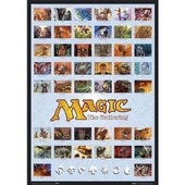 50 Cartes Rares Magic The Gathering
