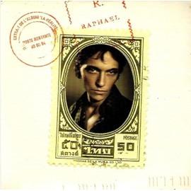 Raphael Poste Restante cd single 1 titre 2004