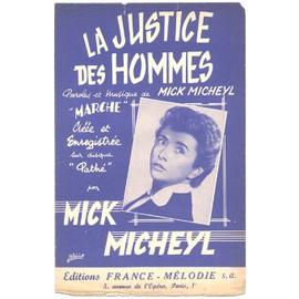 justice des hommes (la) (1958) mick micheyl