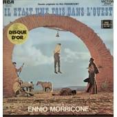 Il Etait Une Fois Dans L'ouest - Bande Originale Du Film Paramount De Sergio Leone - Ennio Morricone