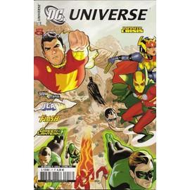 Dc Universe N� 17 : Un Monde Sans La Ligue De Justice