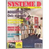 Systeme D N� 565 : Plan Pour Une Tondeuse Autoport�e , Mod�lisme (Le Tracteur Allchin De Yvon Daudin) , Triporteur