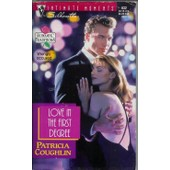 Love In The First Degree de Patricia Coughlin