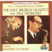 The Dave Brubeck Quartet With Paul Desmond - Dave Brubeck