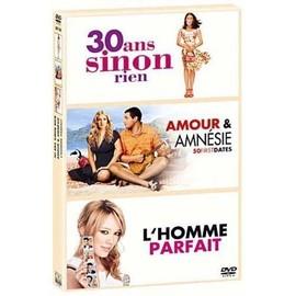 Image 30 Ans Sinon Rien + Amour Et Amnésie + Lhomme Parfait