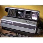 Polaroid Image System E - Appareil photo instantan�