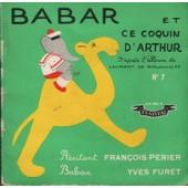 Babar Et Ce Coquin D'arthur - Perier, Francois