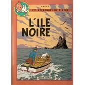Tintin, L'ile Noire Et L'etoile Mysterieuse de herg�