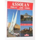 L'�gypte Assouan Philae.Abou Simbel 150 Illustrations Couleurs de giovanna magi