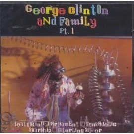 George Clinton & Family Series Part. 1