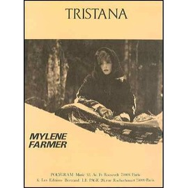 mylene farmer tristana partition
