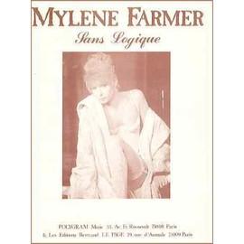 mylene farmer sans logique partition