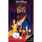 La Belle Et La Bete de Walt Disney