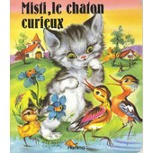 Misti Le Chaton Curieux de aucun auteur