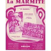 La Marmite : Dario Moreno Et Les Compagnons De La Chanson 1952