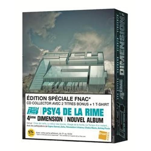 album psy4de la rime 4eme dimension gratuit