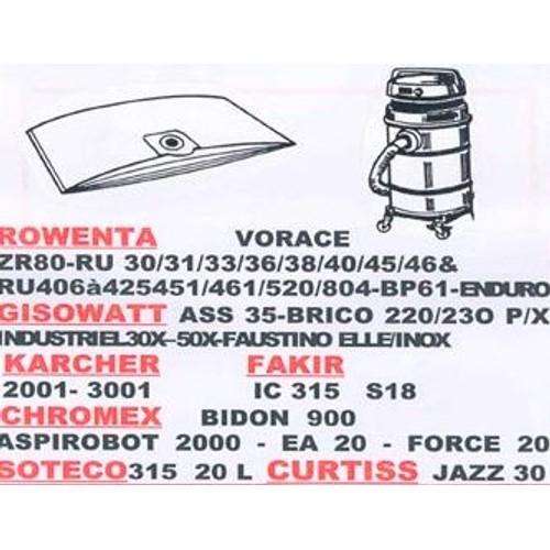 offer buy  sacs aspirateur rowenta vorace ru a bp enduro zr