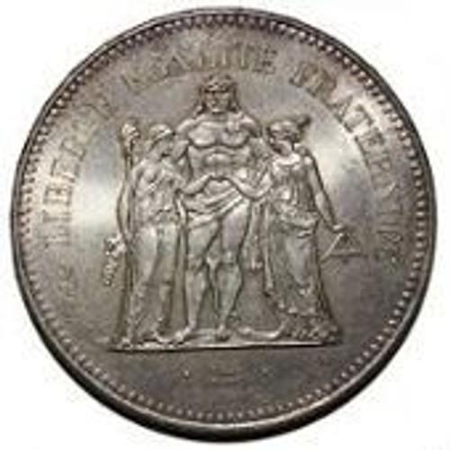 50 francs 1976