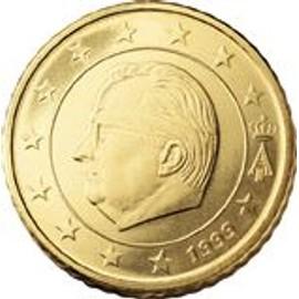 50 Cents Euro Belgique 2011