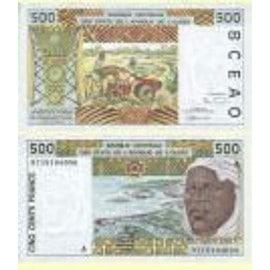 500 Francs Cfa Bceao