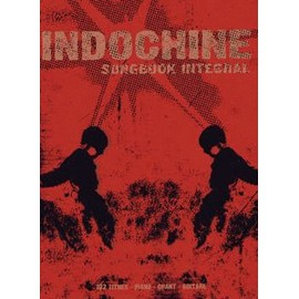 SongBook Integral INDOCHINE 102 titres Piano-Chant-Guitare +de 350 pages de partitions