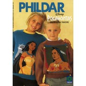 Phildar Fiche Disney N� 754 : Pocahontas