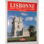 Lisbonne Sintra-Queluz-Cascais-Estoril de Giovanna Magi