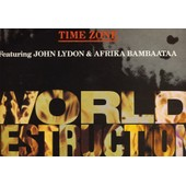 World Destruction 1984 France - Time Zone - John Lyon & Afrika Bambaataa