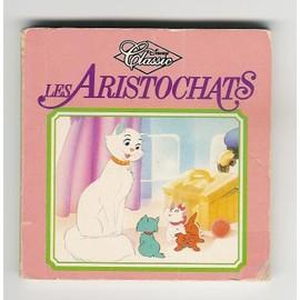 Les Aristochats * Mini Livre (10cm X 10cm) * Jouet Du Happy Meal * Mac Donald S (Mac Do)