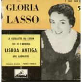Lisboa Antiga, La Cueillette Du Coton, Toi Je T'aimerai, Dos Arbolitos - Gloria Lasso