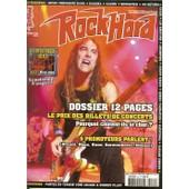 Rock Hard N� 52 : Dossier 12 Pages : Le Prix Des Billets De Concerts