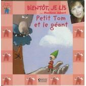Petit Tom Et Le G�ant (Cd) de VACHER, Jean-Jacques
