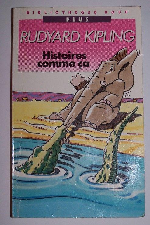 Histoires comme ca - Hachette Littérature - 30/04/1991