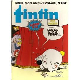 Album Tintin 61 Du N�16 Au 25
