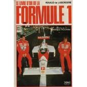 Le Livre D'or De La Formule 1 De 1988 de Renaud De Laborderie