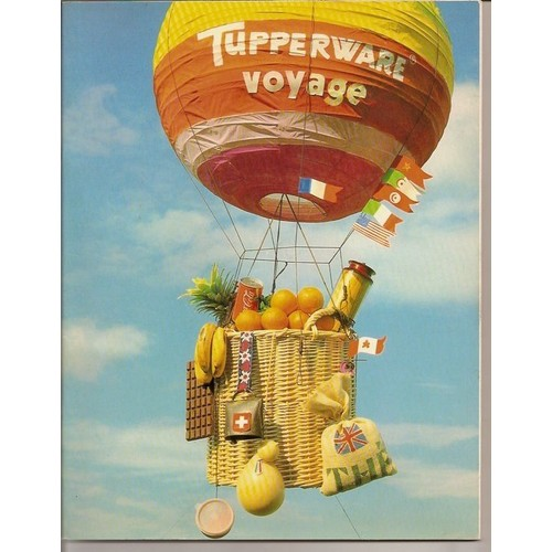 [MULTI] Livre Tupperware Voyage [PDF]