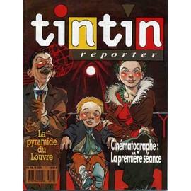 Tintin Reporter N� 11 : Cin�matographe La Premi�re S�ance
