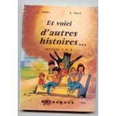 Et Voici D'autres Histoires Lecture Ce2 de A.Jolly, L. Verel