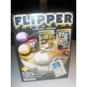 Flipper Collector Pinball Award Plus Alien Plus Console Electronique Avec 10 Jeux Et Radio Fm