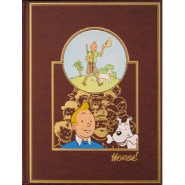 Tintin, L'oeuvre Int�grale D'herg� - N� 1 - Tintin Au Pays Des Soviets, Tintin Au Congo + Nombreuses Introductions Tr�s Document�es