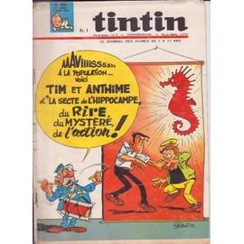 Journal De Tintin N� 908