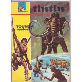 Journal De Tintin N� 919 : Tounga Revient