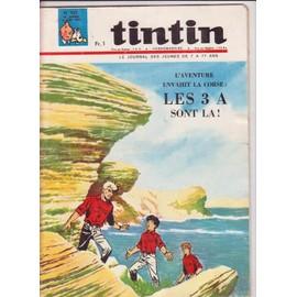 Journal De Tintin N� 921 : L Aventure Envahit La Corse