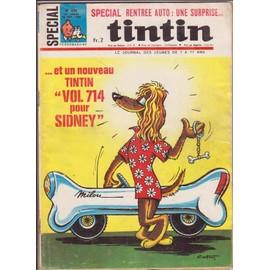 Journal De Tintin N� 936