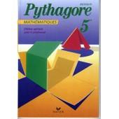 Math�matiques, Pythagore 5e de Collectif