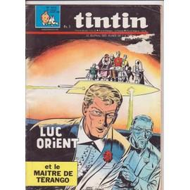 Journal De Tintin N� 1013 : Luc Orient Et Le Maitre De Terango