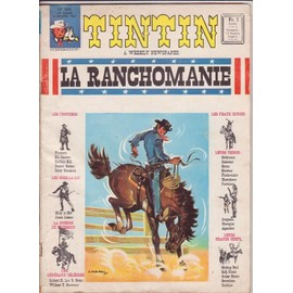 Journal De Tintin N� 950 : La Ranchomanie
