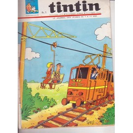 Journal De Tintin N� 984