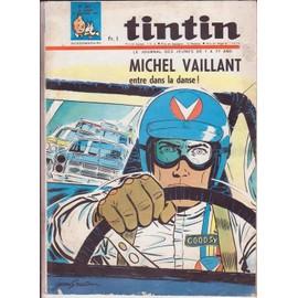 Journal De Tintin N� 991 : Michel Vaillant Entre Dans La Danse